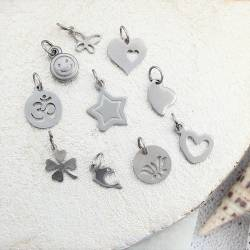 Collection of Gold Charms