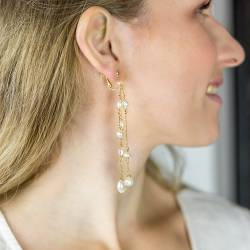 Luna Bridal collection - Earrings