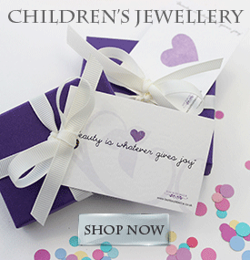All our Childrens jewellery is sent gift wrapped free of charge